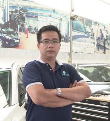 Tác giả Huỳnh Minh Đức