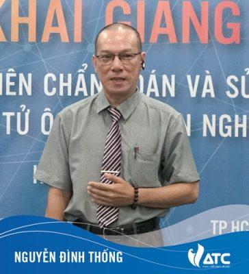 Tác hỉa Nguyễn Đình Thống